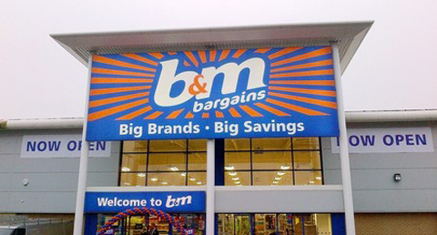 B&M exceeds first quarter expectations