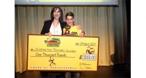 Bananagrams winner