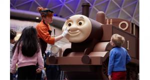 Chocolate Thomas