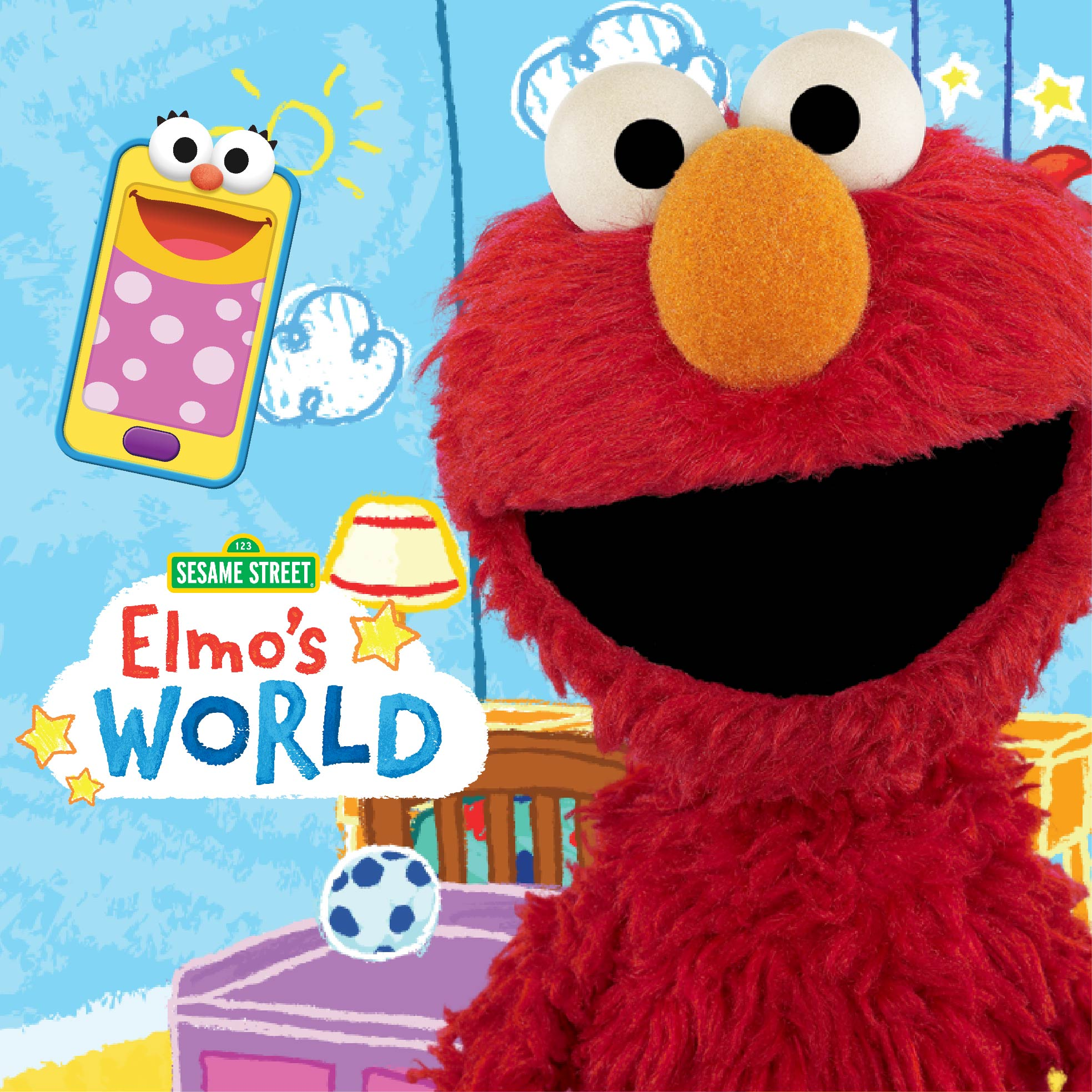 Tiny Pop To Debut Elmo S World In January 2020 Toy World