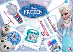 Frozen Pocket Money