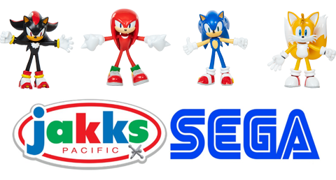 Jakks Pacific Named Global Toy Partner For Sonic The Hedgehog Toy World Magazine The Business Magazine With A Passion For Toystoy World Magazine The Business Magazine With A Passion For Toys
