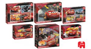 Jumbo Games Cars 3