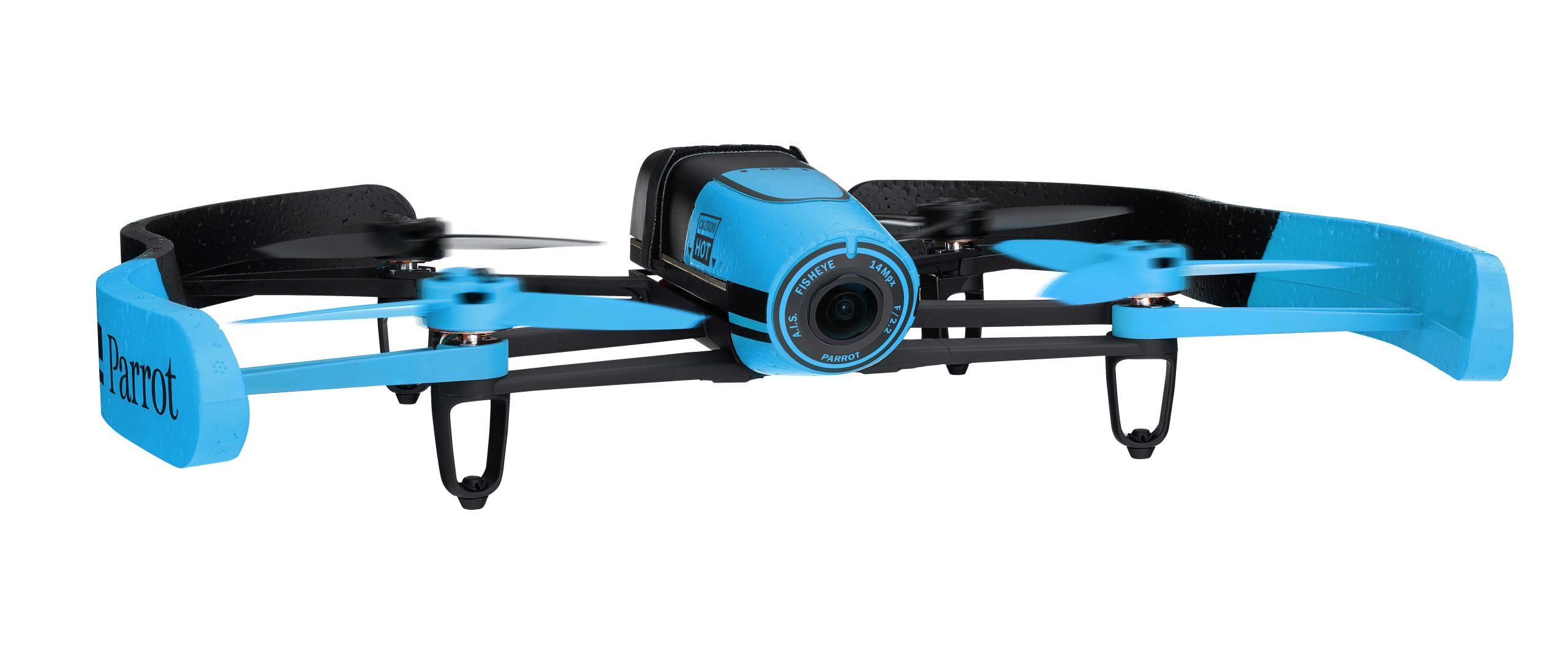 Parrot Bebop Drone_Blue_1