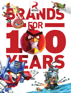 Click the image to view the Rovio Angry Birds supplement online.