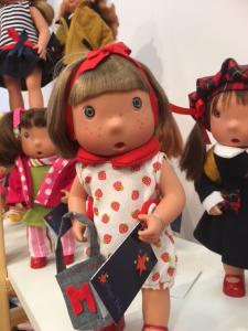 Shocked dolls