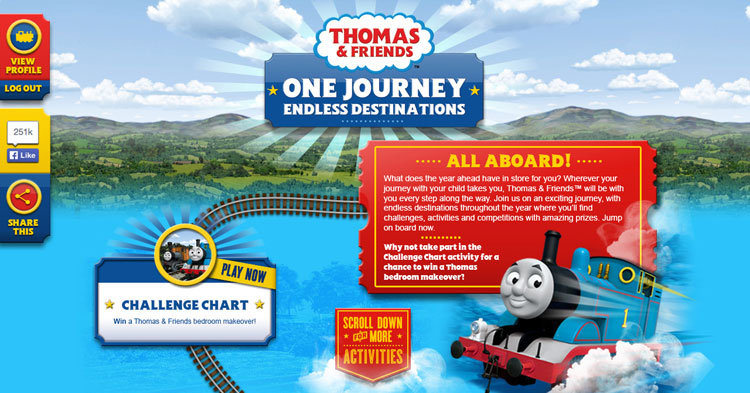 Thomas-&-Friends-hub