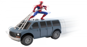 Toy State Spiderman