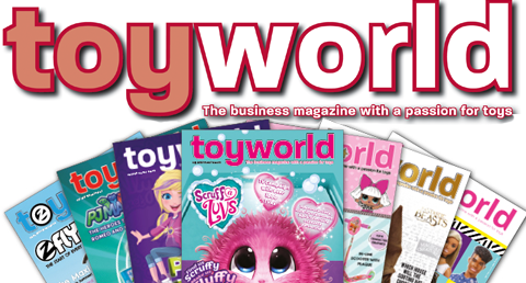 Toy World October