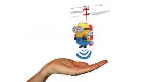 Wow Stuff flying Minions