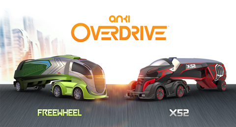 Anki Overdrive Introduces Supertrucks Toy World Magazine The Business Magazine With A Passion For Toystoy World Magazine The Business Magazine With A Passion For Toys