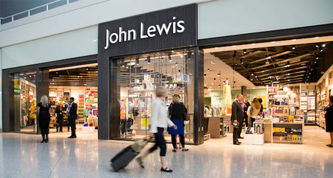 John Lewis store closures