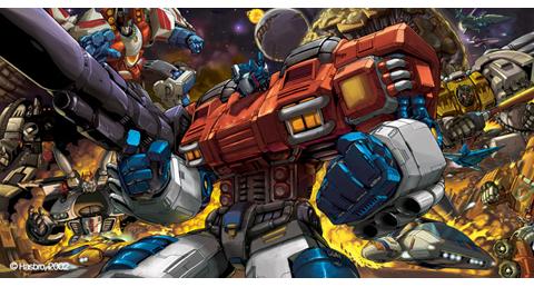 Transformers-480