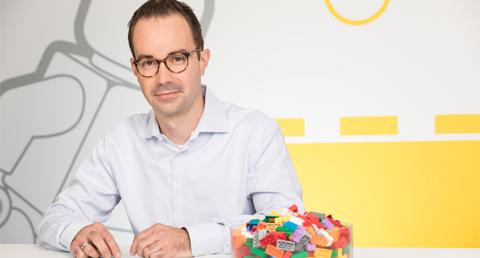 Lego Marius Lang