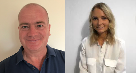 IMC hires John Gray and Katie Petitt