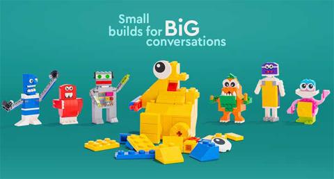 Lego online safety