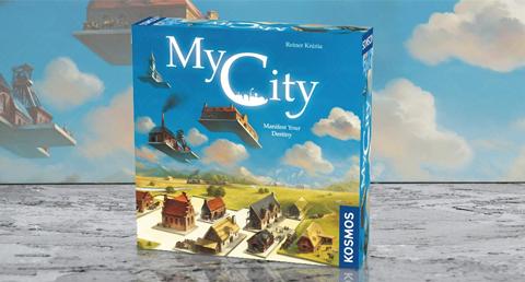 My City Thames & Kosmos