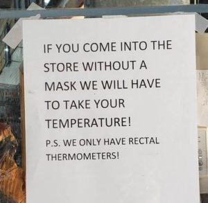 Rectal thermometers blog