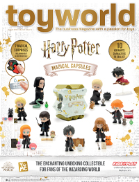 August issue of Toy World