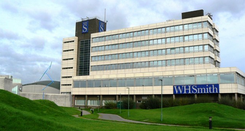 WHSmith head office