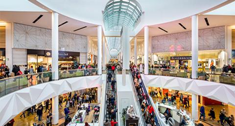 shopping centres revival