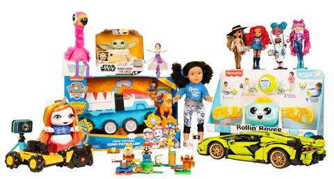 Argos top 12 toys 2020