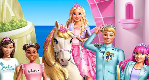 Barbie Princess Adventure Mattel