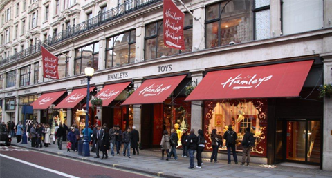 Hamleys Liverpool One