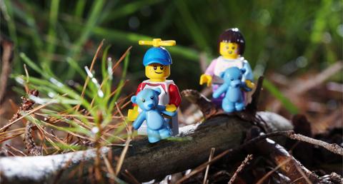 Lego Young Explorer