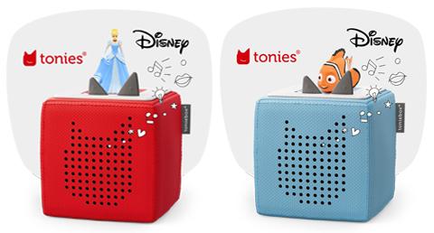 Tonies new range