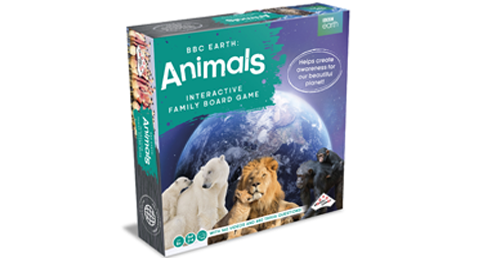 Vivid BBC Earth: Animals