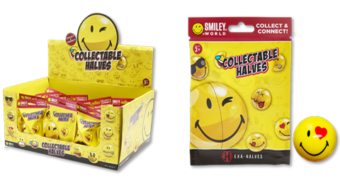 Wotch Creations Smiley World Collectible