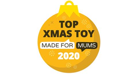 MadeForMums Christmas top toy
