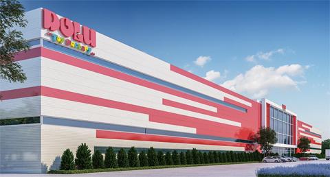 Dolu new factory