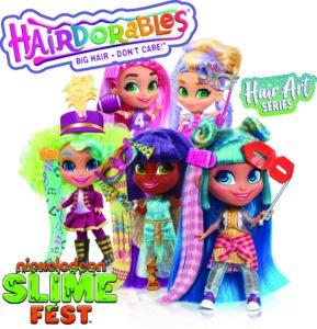 Hairdorables Slimefest
