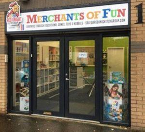 Merchants of Fun