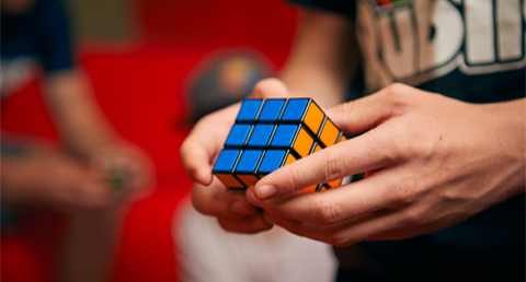 Spin Master Rubik's acquisition