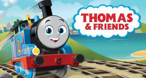 Thomas & Friends Mattel