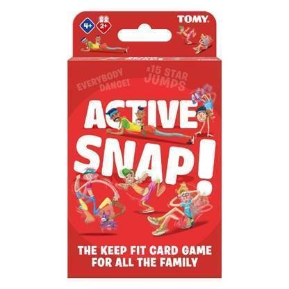 Tomy launches Active Snap - Toy World MagazineToy World Magazine | The  business magazine with a passion for toys