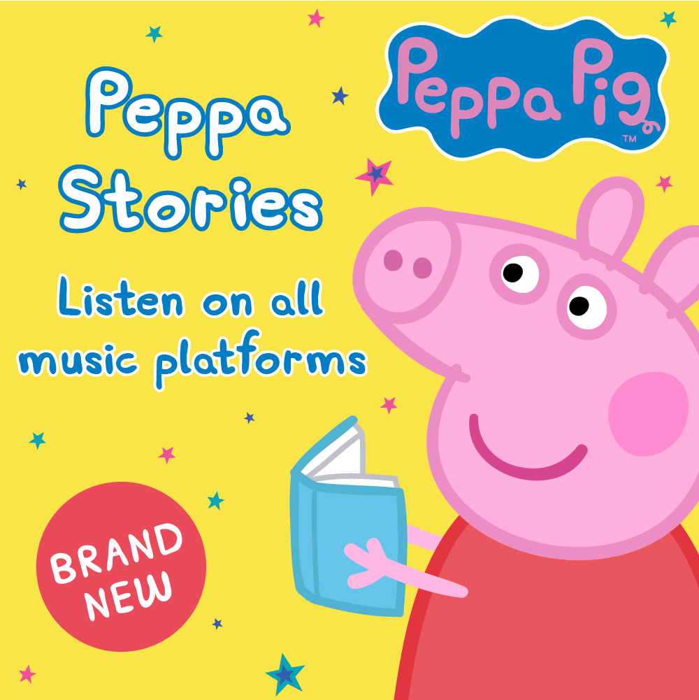Peppa Pig Audio Stories