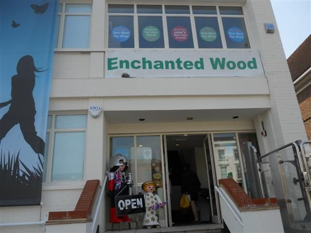 Enchanted Wood Toys