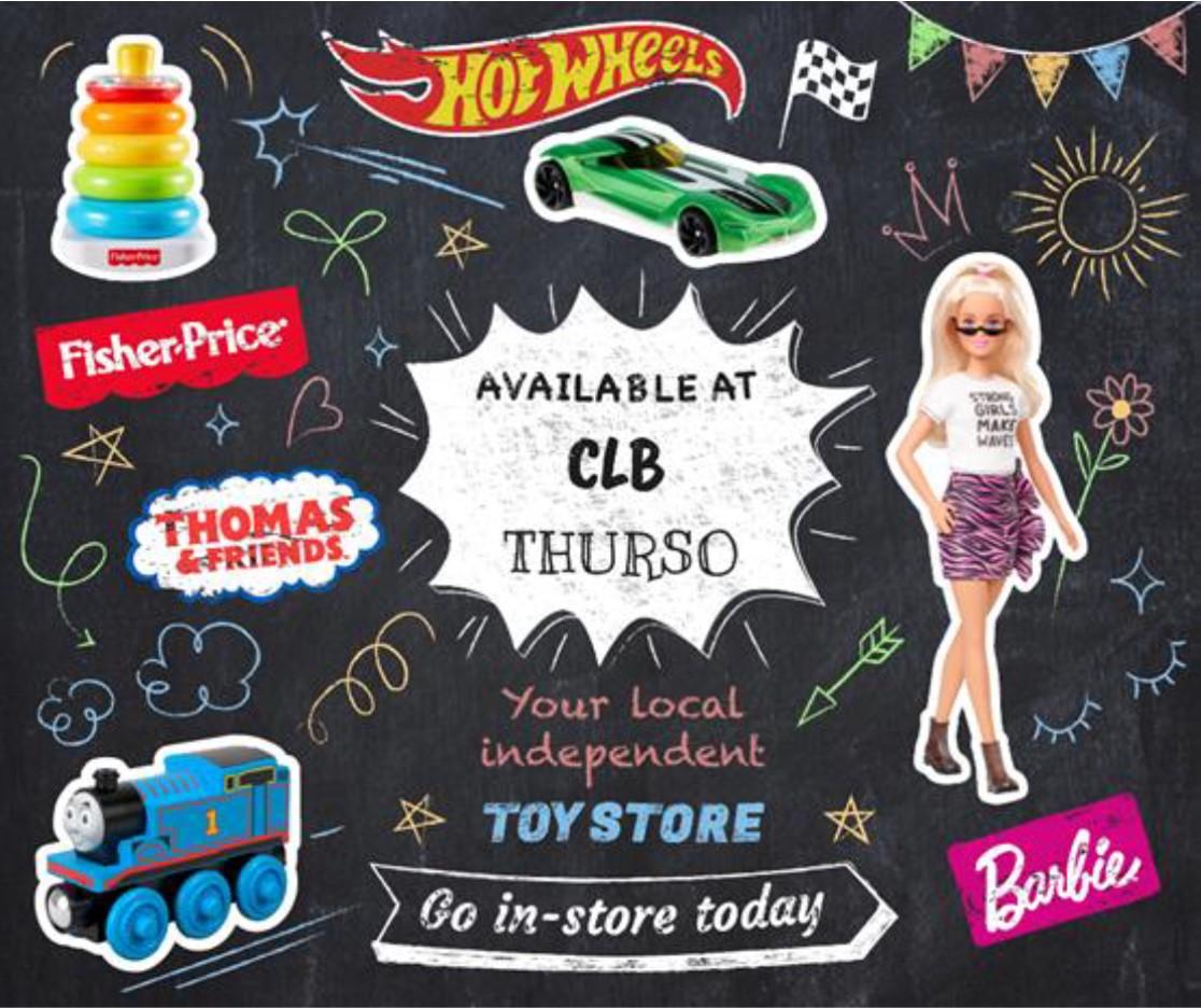 Mattel indie retailers