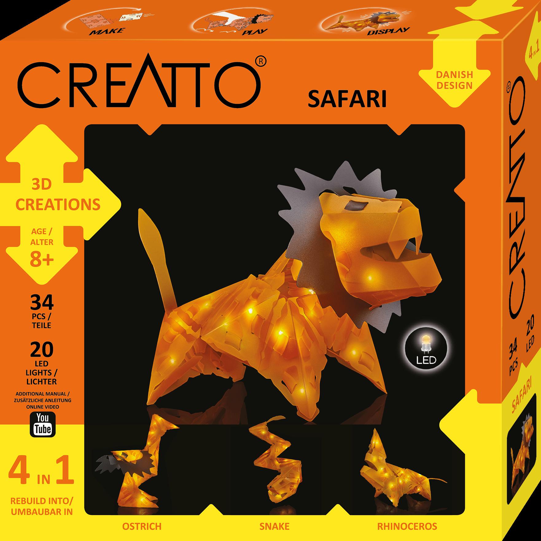 Creatto Series 2