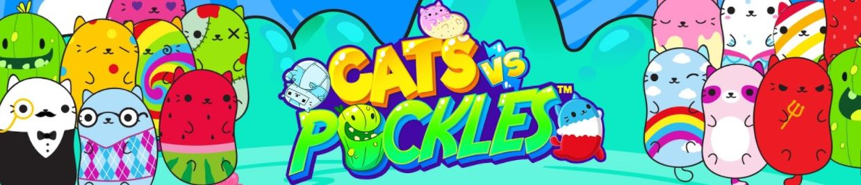 Cats vs. Pickles series